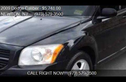 Dodge Caliber Black Near Normangee 77871 TX USA