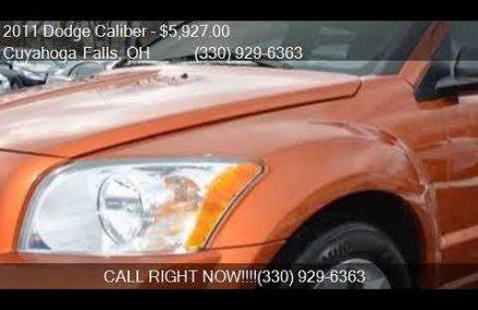 Dodge Caliber Mainstreet 2011 Near Guerra 78360 TX USA