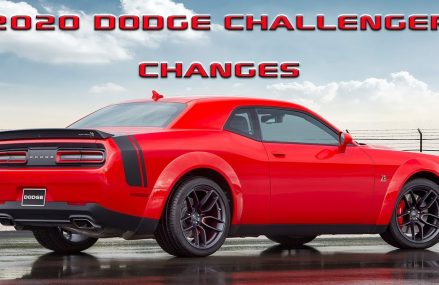 Here is whats new for the 2020 Dodge Challenger! Local Lillian 36549 AL