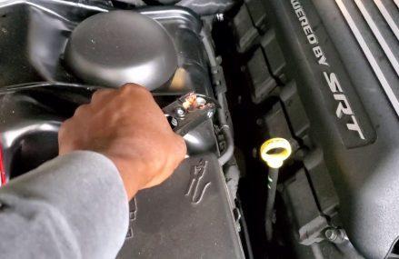 How To Jumpstart Dodge Challenger Dead Battery at Mahan 25131 WV
