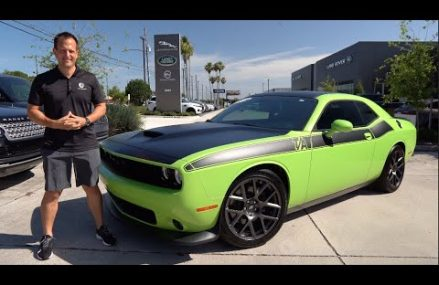 Is the Dodge Challenger T/A a good first muscle car to buy? From Maple Springs 14756 NY