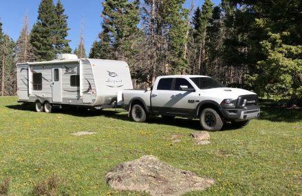 Ram Rebel RV Towing Zip Area 92159 San Diego CA