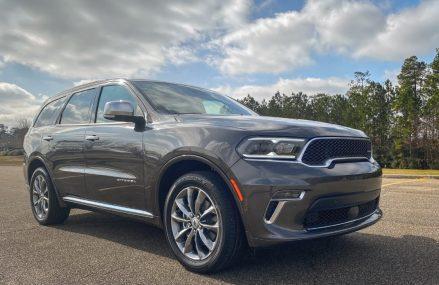 2021 Dodge Durango Citadel First Walk Around – V8 Hemi Plus Facelift Jackson Mississippi 2018