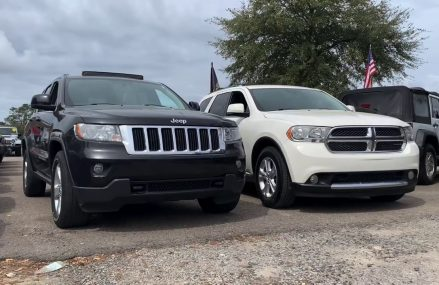 2012 Jeep Grand Cherokee VS 2012 Dodge Durango   Which SUV Would You Pick All These Years Later? Tucson Arizona 2018