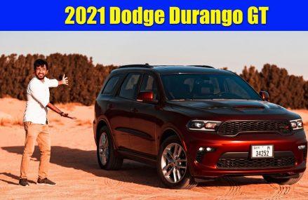 2021 Dodge Durango GT Review | A Good Midsize SUV? Buffalo New York 2018