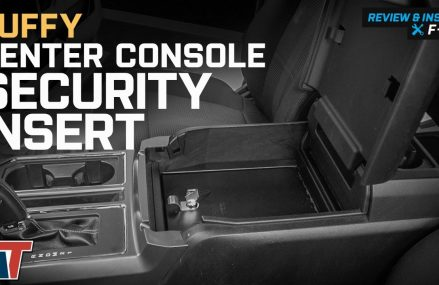 2015-2018 F150 Tuffy Center Console Security Insert – Flow-Through Center Console Review & Install Zip Area 29856 Windsor SC