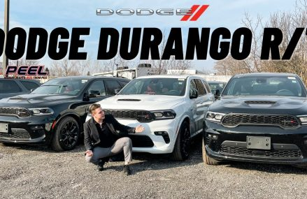 2021 DODGE DURANGO R/T REVIEW! Is This The BEST SUV For The MONEY?! Greensboro North Carolina 2018