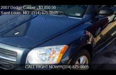 Dodge Caliber For Sale Near New Caney 77357 TX USA