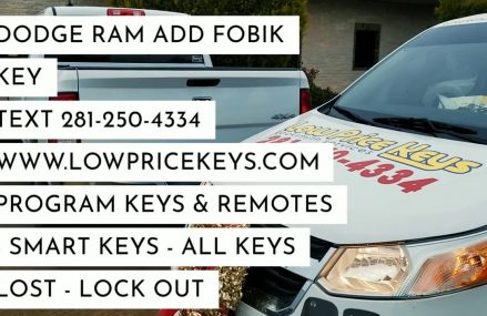 Dodge Caliber Key Replacement From Larue 75770 TX USA