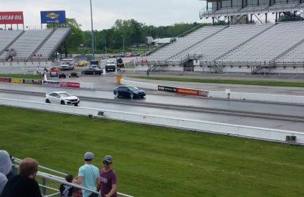 Dodge Caliber Quarter Mile Near Weatherford 76085 TX USA