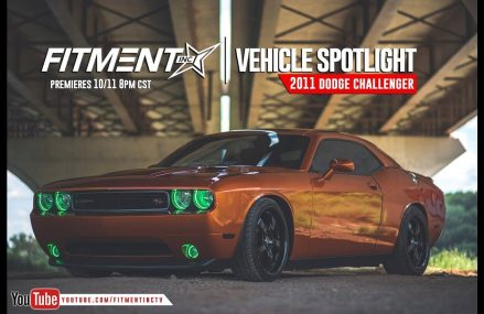Dodge Challenger | Lowered and Staggered From Lone Pine 93545 CA