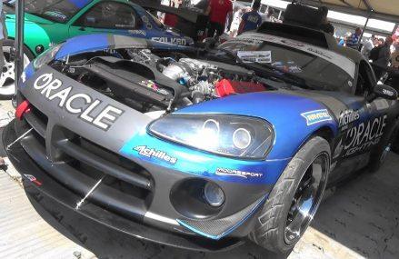 Dodge Viper Max Speed at Little Egypt Kart Raceway Park, Lyndon, Vermont 2021