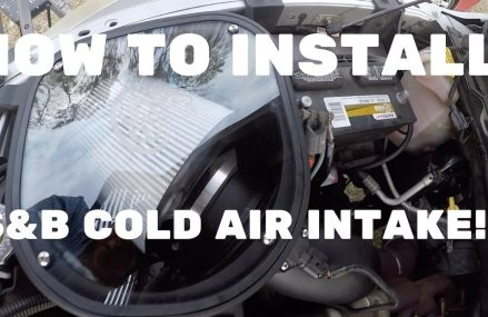 How To Install: S&B Cold Air Intake 03-07 Cummins From 94102 San Francisco CA