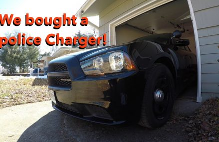 Police Charger pt. 1 For 59212 Bainville MT