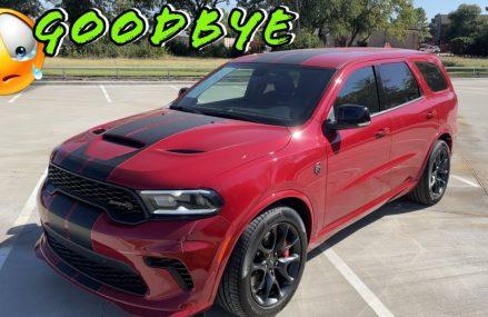 The Dodge Durango is Going Away.. Seriously Dodge? Montgomery Alabama 2018