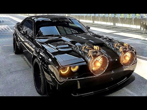 Top 20 custom modified DODGE CHALLENGER | images 2019